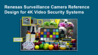 Renesas Collaborates with Novatek Microelectronics on Surveillance Camera Reference Design