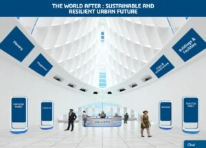 "Dassault Systèmes' Virtual Conference ""The World After – Sustainable and Resilient Urban Future"" Showcases New Innovation Paradigms for Urban Planning and Infrastructure"