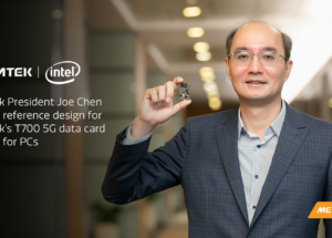 MediaTek and Intel Advance Partnership to Bring 5G to Next Generation of PCs