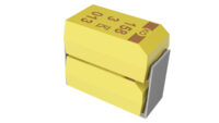 KEMET Releases New Tantalum Polymer Capacitors for Applications Requiring High Capacitance and High Voltage