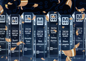Mouser Electronics Names Its 2020 Best-in-Class Award Winners