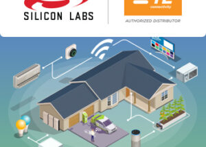 Mouser Electronics Presents Smart Home Solutions Site  from Silicon Labs and TE Connectivity