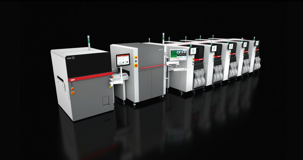 ASM opens up new possibilities in high-volume solder paste printing