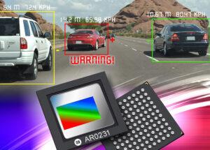 SUBARU Selects ON Semiconductor Image Sensing Technology for its New-Generation EyeSight® Driver Assist Platform