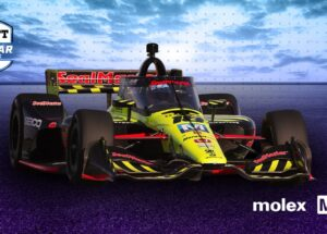 IndyCars Designed to Handle Harsh Environments