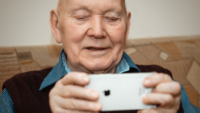 To Combat Lockdown Loneliness, Seniors Are Turning to Tech