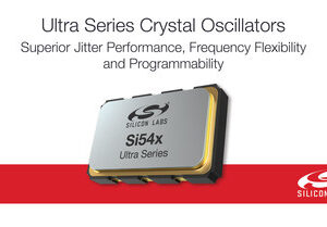 Silicon Labs Launches Timing Industry's Smallest, Lowest Jitter I2C-Programmable Crystal Oscillators