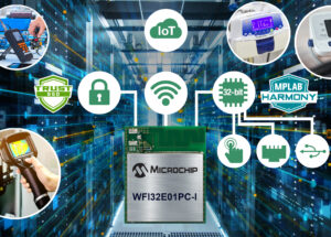Microchip Technology Introduces Its First Trust&GO Wi-Fi®  32-bit MCU Module with Advanced Peripheral Options