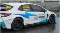 World's first hybrid touringcar championship to use new Delta Motorsport intelligent power-dense battery pack