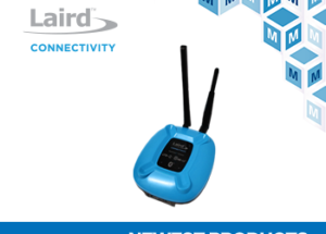 Laird Connectivity's Sentrius MG100 Gateway, Now at Mouser, Combines Bluetooth 5 and Low-Power Cellular Communications