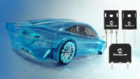 Microchip Releases Newest Generation of AEC-Q101 Qualified 700 and 1200V Silicon Carbide Schottky Barrier Diode for Automotive Applications