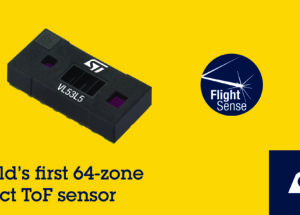 STMicroelectronics Introduces World's First All-in-One, Multi-Zone, Direct Time-of-Flight Module